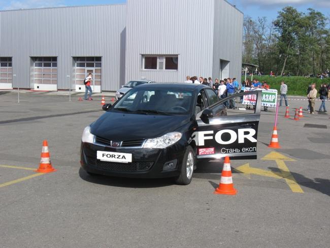 Вот и подошел к концу конкурс от «Автоцентра» на определение лучшего водителя Столичного автошоу 2012