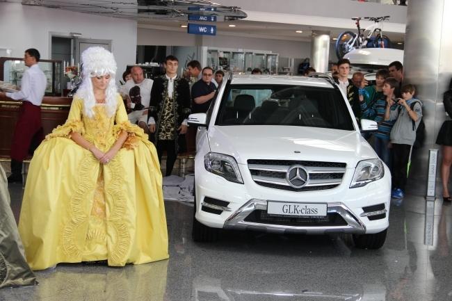Столичное автошоу 2012