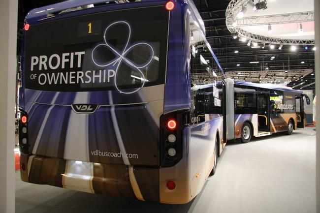 Сочлитненный автобус Сitea Сitea SLFA