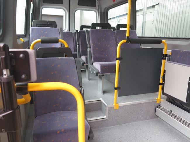 Автобус MidCity MLF