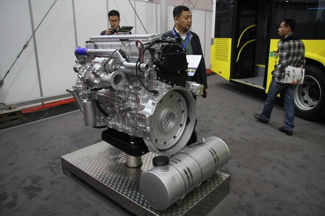 Турбодизель FiatPower Train стандарта Евро 6
