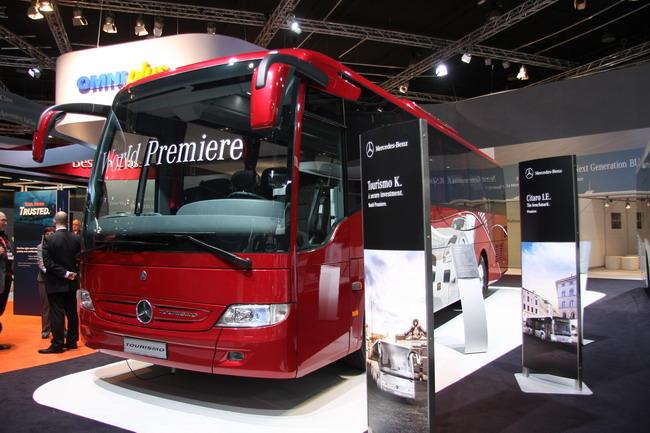 Автобус Tourismo K
