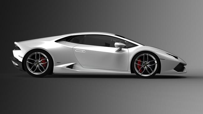 Новый Lamborghini Huracan