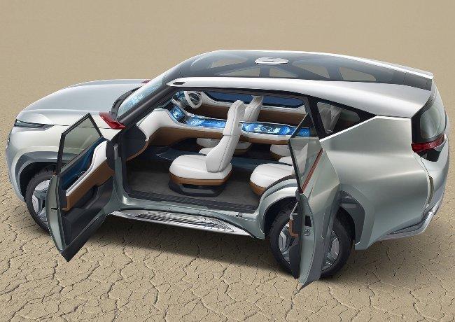 Токийский автосалон 2013: новый Mitusbishi GС-PHEV