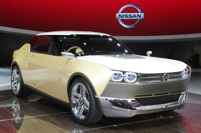 Токийский автосалон 2013: новый Nissan IDx Freeflow