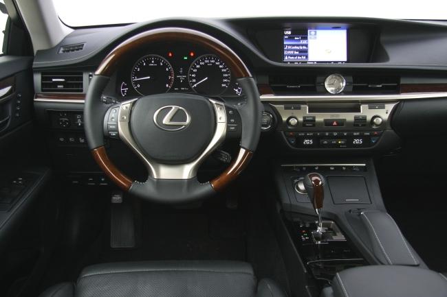 Lexus ES350 005