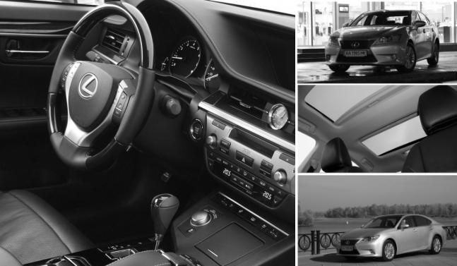 Lexus ES350 006