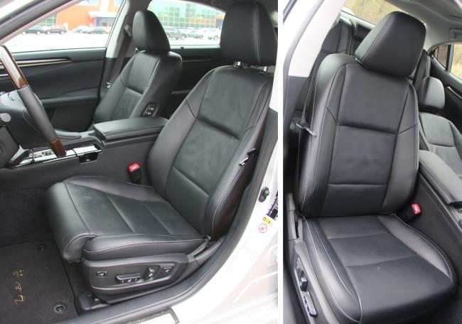 Lexus ES350 009
