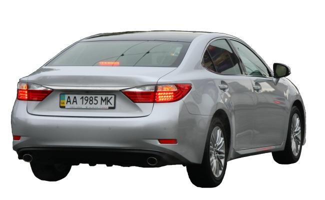 Lexus ES350 010