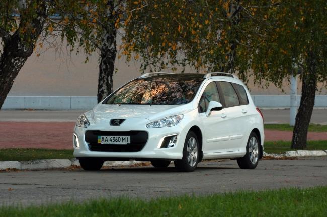 Peugeot 308 SW 000