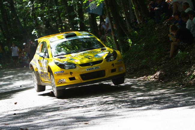 Prime Yalta Rally 2011: Александр Салюк-старший/Евгений Червоненко