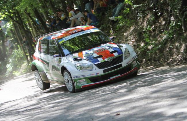 Prime Yalta Rally 2011: Андреас Миккельсен