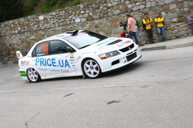 Prime Yalta Rally 2011,IRC