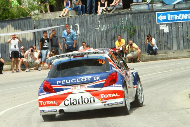 Prime Yalta Rally 2011: Гонка стартовала!