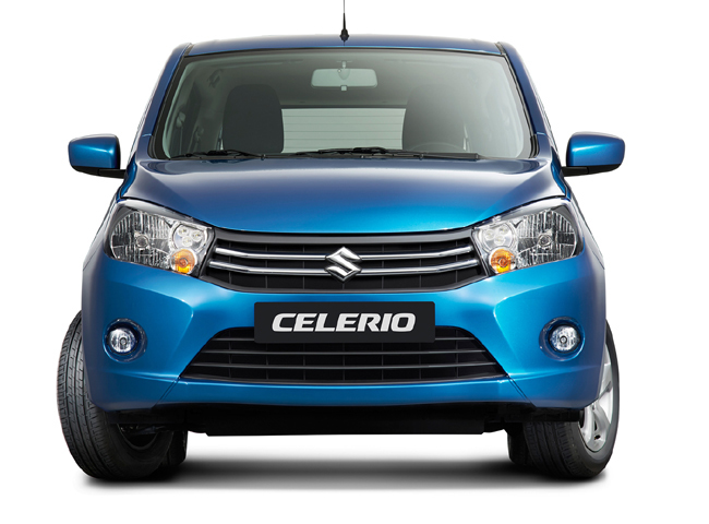 Новый Suzuki Celerio