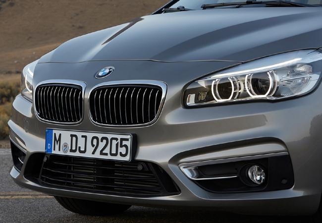 Новый BMW 2-Series Active Tourer