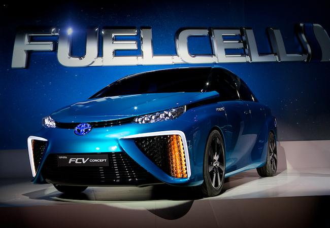 Женевский автосалон 2014: новинки Toyota