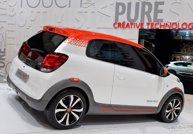 Женевский автосалон 2014: новинки Citroen