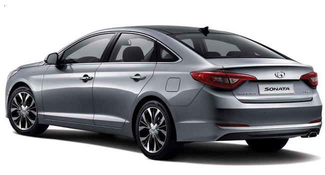 Новая Hyundai Sonata