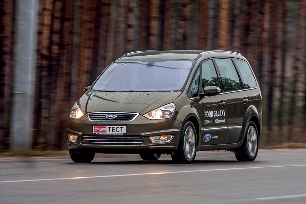 ford s-max дизель автономный обогреватель