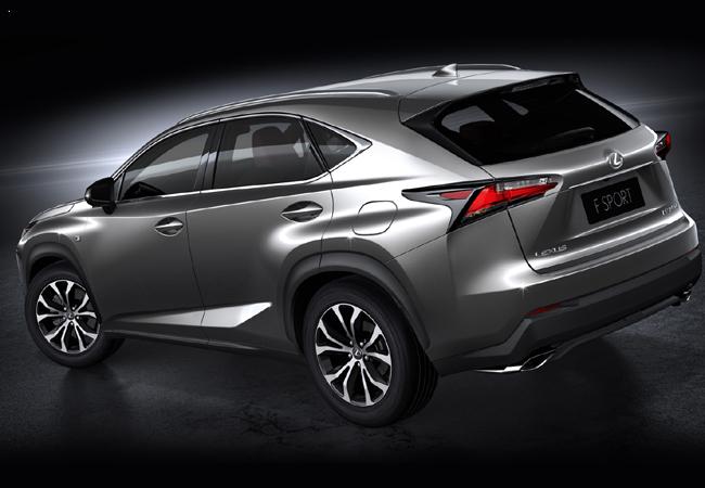 Новый Lexus NX