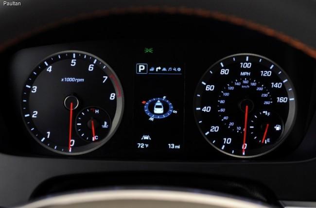 Нью-Йоркский автосалон 2014: Hyundai Sonata