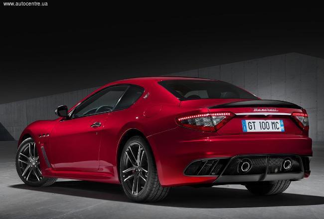 Maserati скромно отмечает 100-летний юбилей