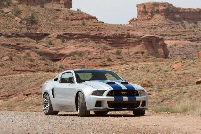 Ford Mustang из фильма «Need For Speed» продали за 300000 долларов