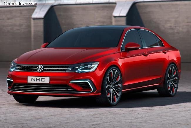 Шпионы запечатлели серийное четырехдверное купе Volkswagen