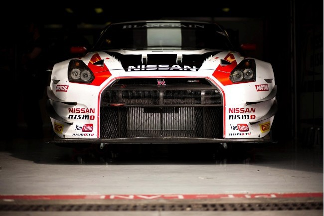 Ник Хайдфельд поедет в Nurburgring 24 Hours на Nissan GT-R NISMO GT3