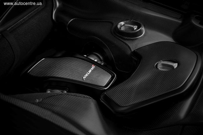 McLaren доработал суперкар 650S