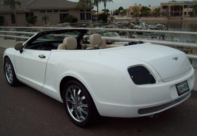 Chrysler Sebring перевоплотился в Bentley