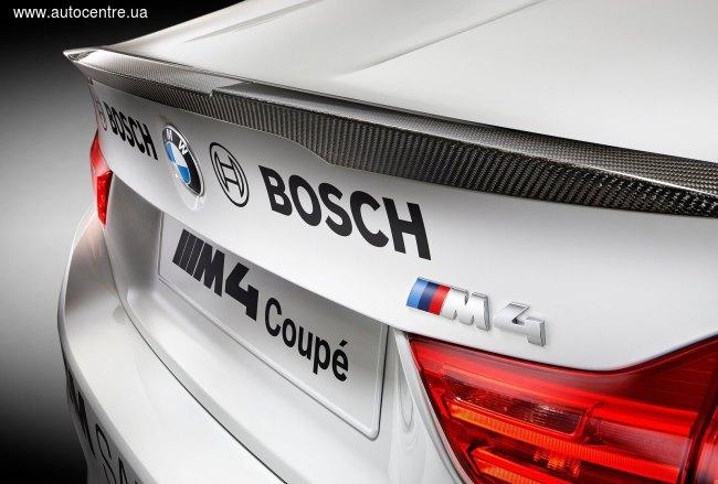 BMW показала очередной «безопасный» автомобиль