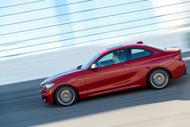 Новое горячее купе BMW обретет полный привод