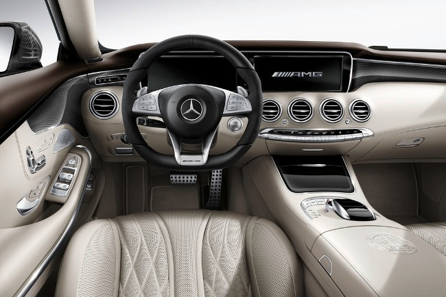 «Студийный» Mercedes S 63 AMG впечатляет