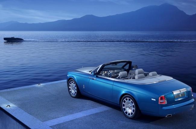 Rolls-Royce напоминает о своих рекордных катерах