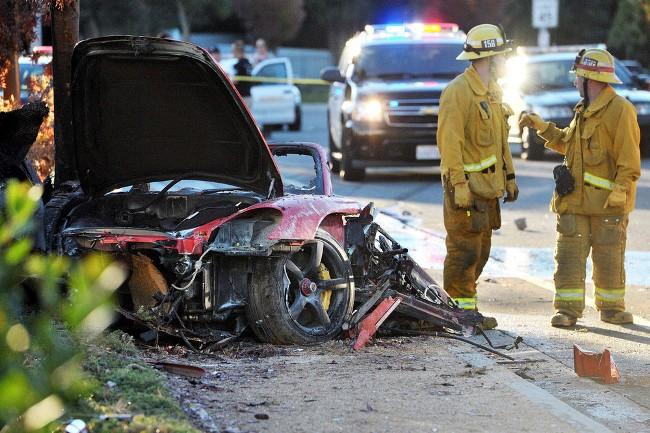 Причастно ли Porsche к смерти Пола Уокера?