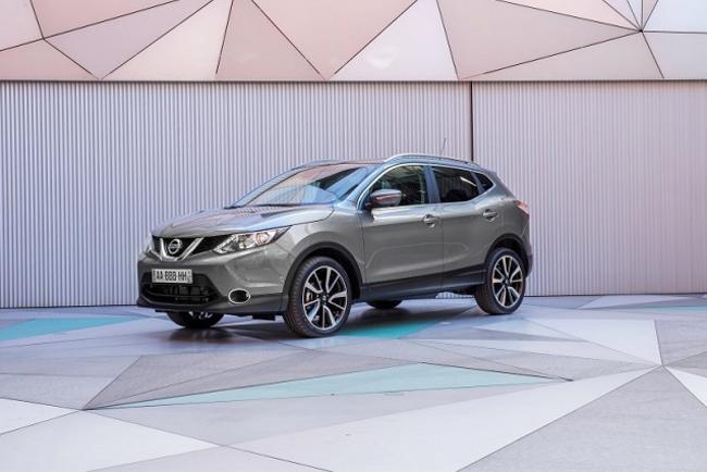 Новый Nissan Qashqai: теперь и дизельный!