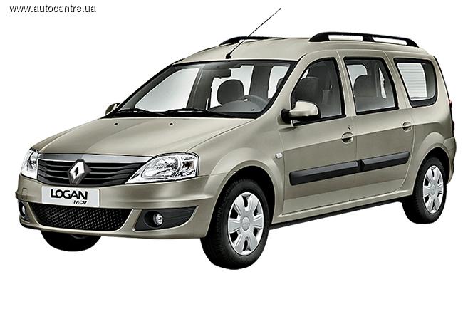Тест-драйв Renault Logan 1.5 dCi