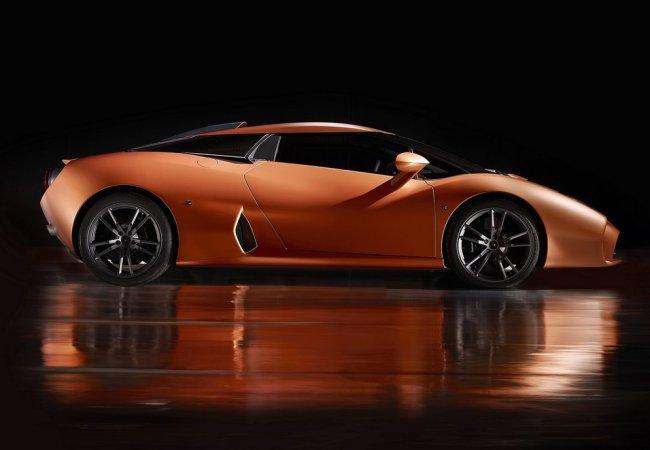 Lamborghini и Zagato создали уникальное купе