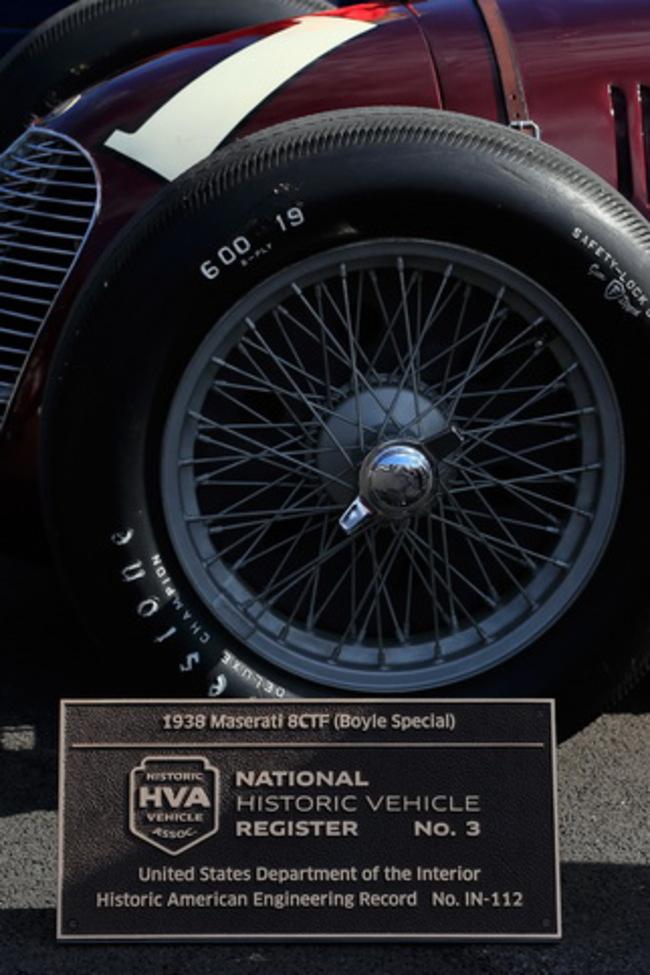 Maserati 8CTF «Boyle Special»