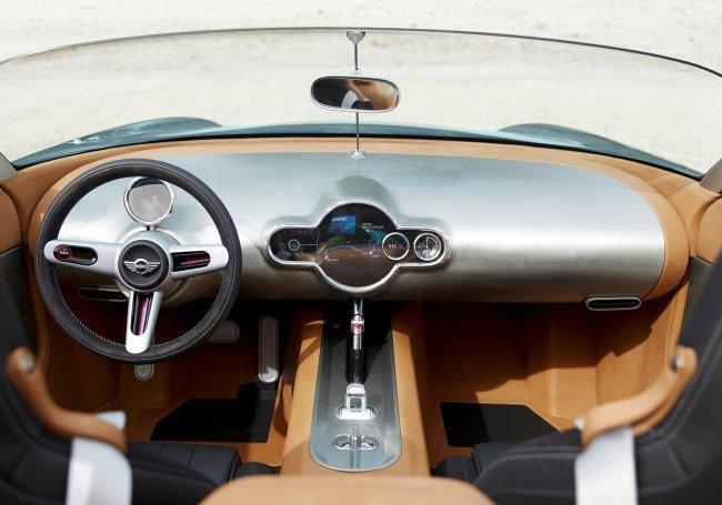 Mini на Concorso d' Eleganza везет новый кабриолет