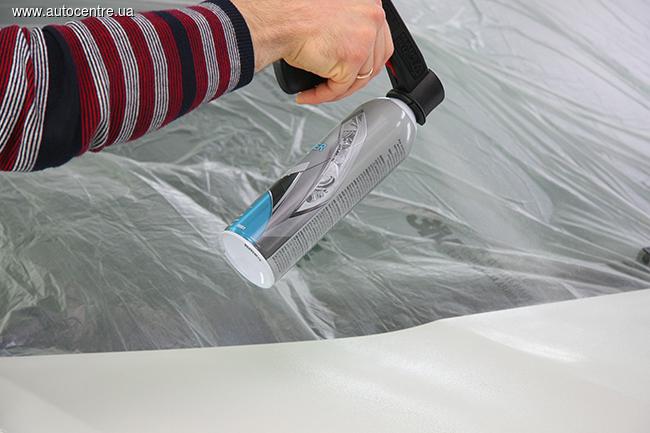 Новая технология защиты кузова автомобиля