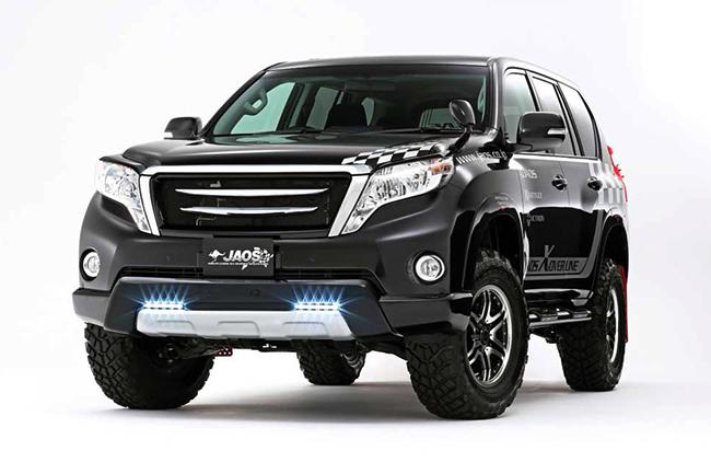 Тюнинг Toyota LC Prado