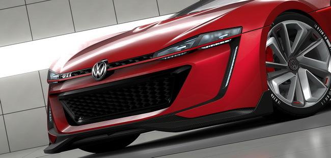 VW GTI Roadster Vision Gran Turismo