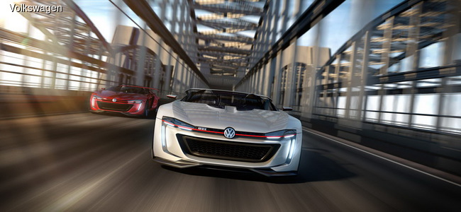 Volkswagen GTI Roadster готовится к дебюту