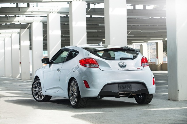 Hyundai показал специальную версию хэтчбека Veloster