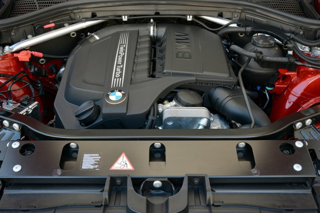 Подробности о новом BMW X4 (F26)