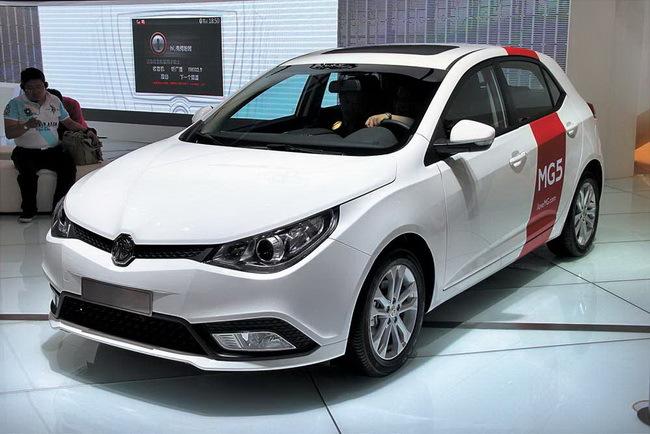 MG доступны с выгодой до 10000 грн