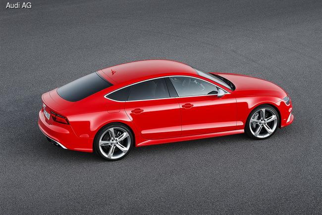Audi RS 7 Sportback обновили и приукрасили